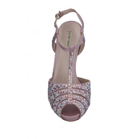 Sandali gioiello barachini eleganti